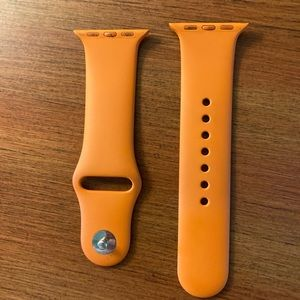 Authentic Hermès Apple Watch Sport band